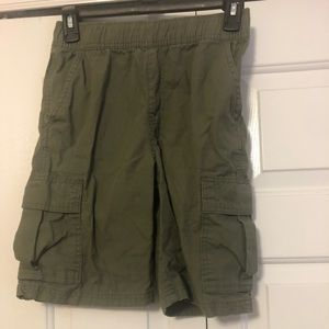Children's Place boys cargo shorts